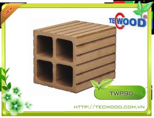 Trụ cột TecWood TWP90 3
