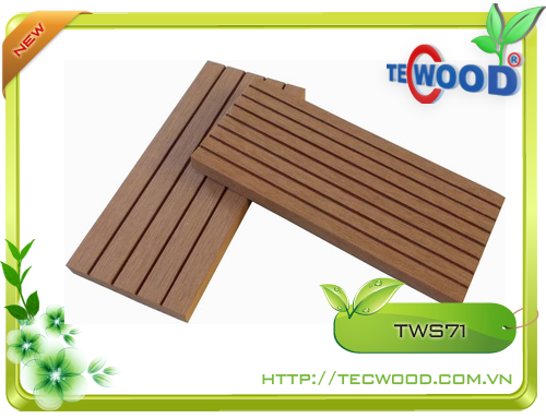 Ván TecWood TWS71