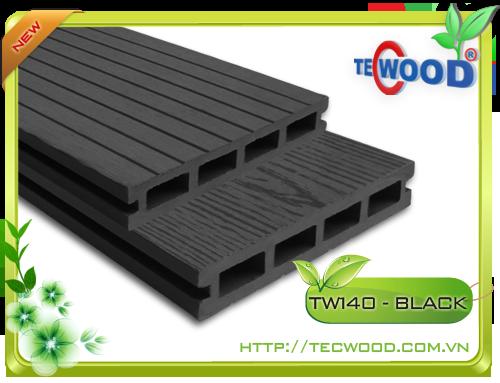 sàn gỗ Tecwood TW140-Black