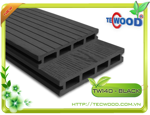 Nhựa gỗ ngoài trời Tecwood