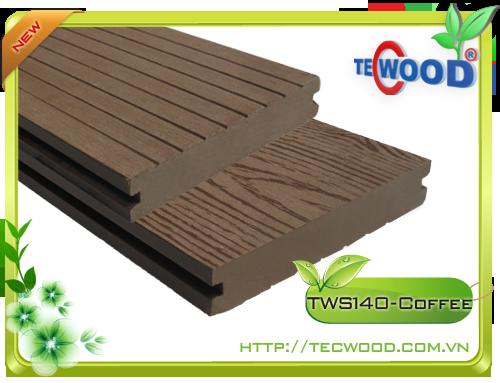 Sàn gỗ Tecwood TWS140-Coffee