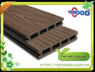 Sàn gỗ Tecwood TW140-Coffee