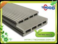 Sàn gỗ Tecwood TW150-White