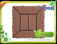 Tấm vỉ gỗ nhựa TecWood TW300 1