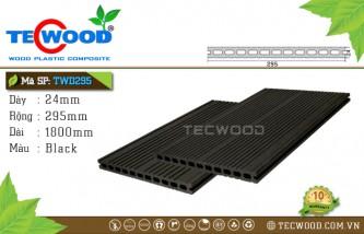 Sàn gỗ TecWood TWD295 - Black