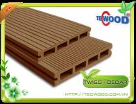 Sàn gỗ Tecwood TW150-Cedar