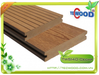 Sàn gỗ Tecwood TWS140-Cedar