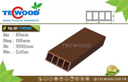 TecWood TWE160 Coffee
