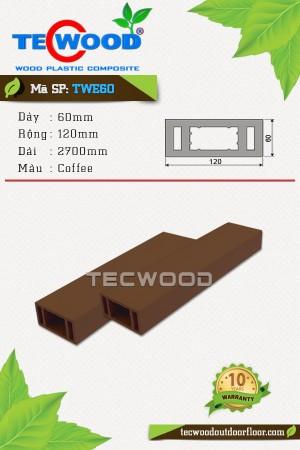 TecWood TWE60 Coffee