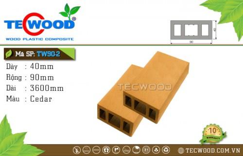 Thanh lam TW90-2 - Cedar