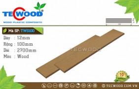 Thanh lam gỗ nhựa TWS100 Wood