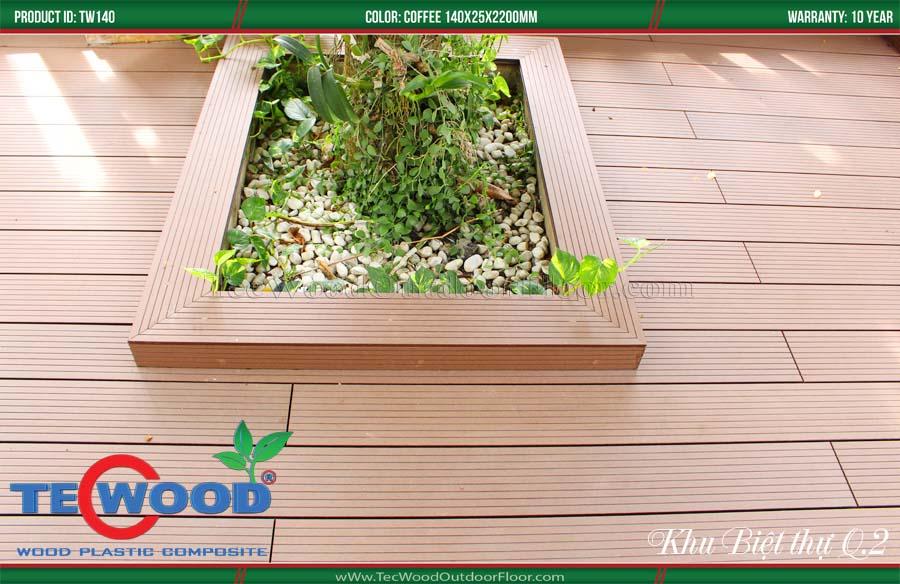 Vị thế sàn gỗ ngoài trời trong kho vật liệu xây dựng Việt Nam