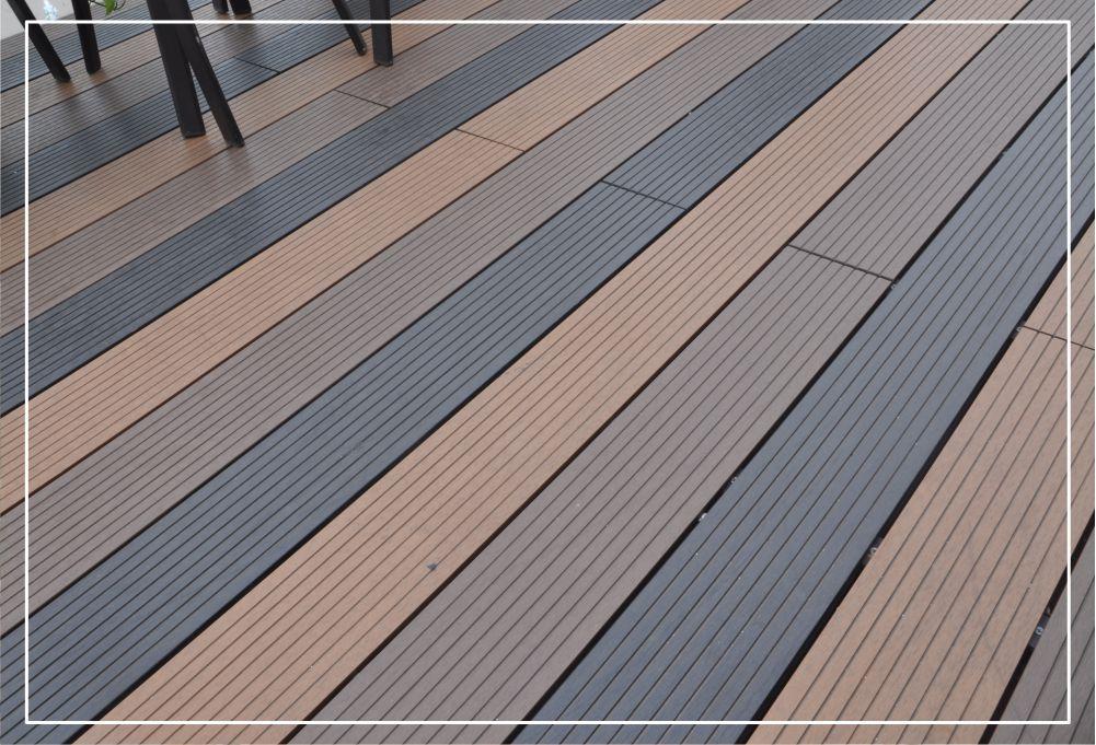 Các loại sàn gỗ ngoài trời hiện nay gia chủ cần biết