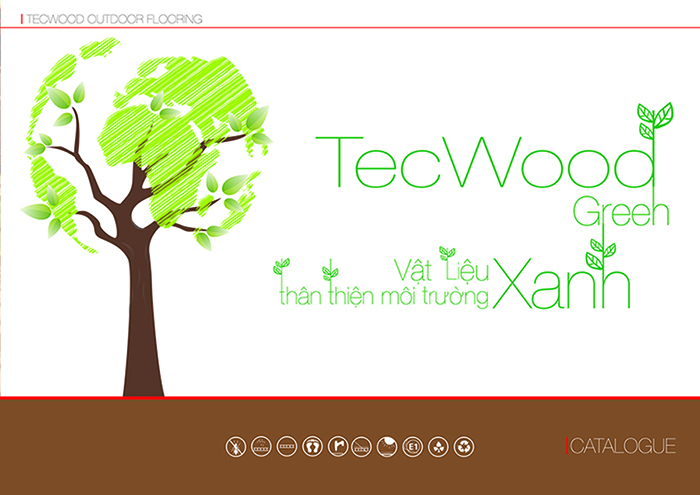 Catalogue sản phẩm TecWood