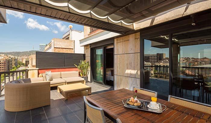 Terrace là gì và ứng dụng của terrace trong thiết kế
