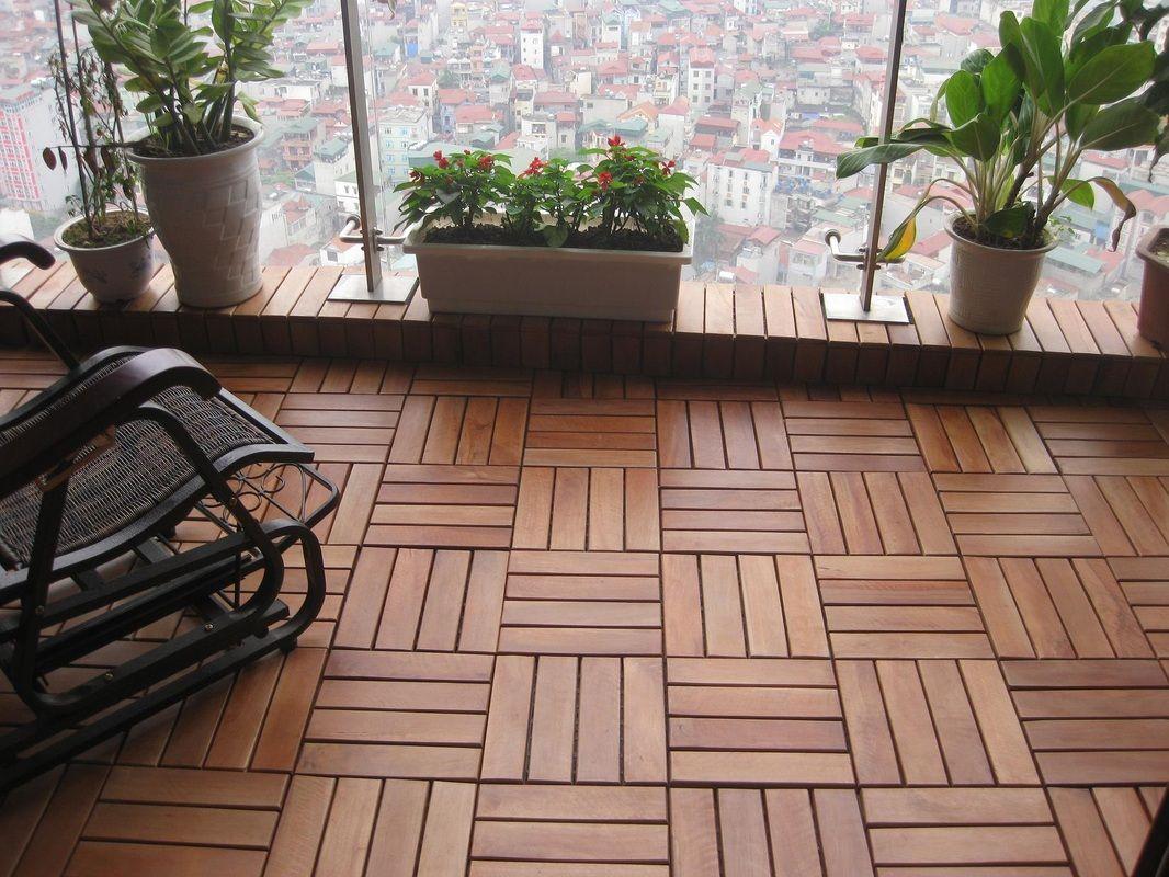 Các kiểu lót sàn gỗ đẹp nhất hiện nay