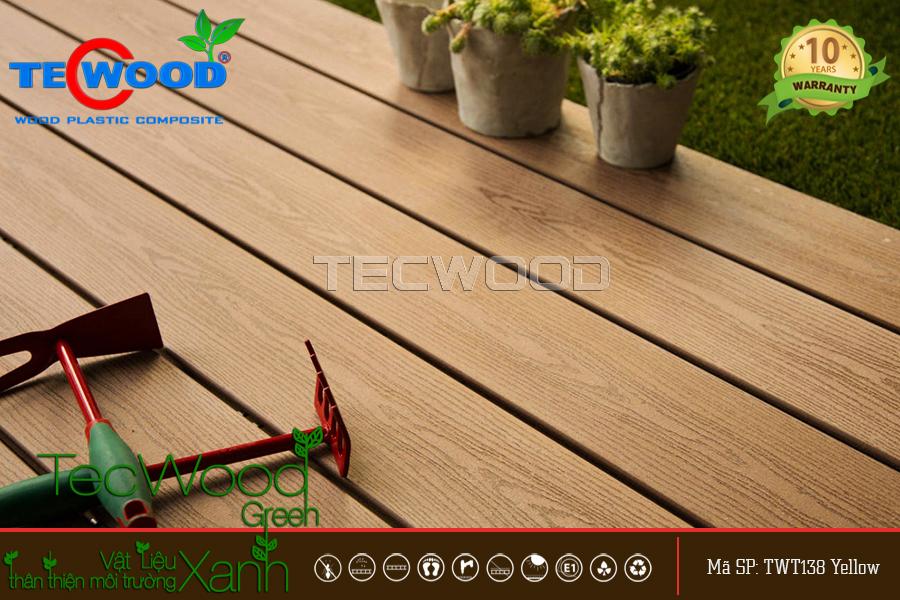 Gợi ý tấm lót sàn gỗ nhựa chịu lực tốt mà bạn nên chọn