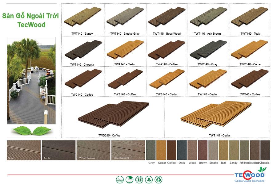 Giá thi công lắp đặt sàn gỗ ngoài trời