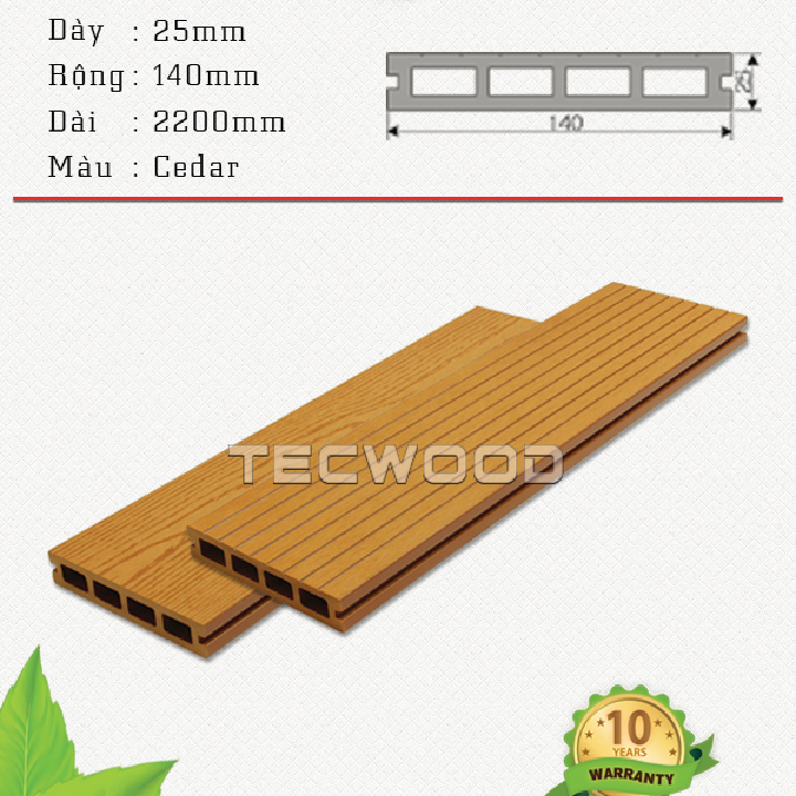 Công ty cung cấp sàn gỗ nhựa ngoài trời Tp. Hồ Chí Minh