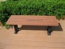 Bàn ghế gỗ cafe ngoài trời