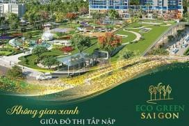 [Hình ảnh công trình] Dự án Eco Green Sài Gòn Q7 - TecWood