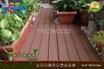 Giá thi công 1m2 sàn gỗ ngoài trời