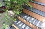 Các loại sàn gỗ nhựa nên dùng cho lót cầu thang ngoài trời