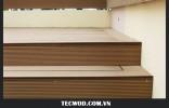 Sàn gỗ ngoài trời có thể dùng cho hạng mục thi công nào