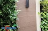 Mẫu gỗ ốp tường ngoài trời đẹp nhất hiện nay