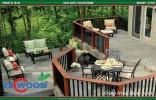 Tổng hợp các mẫu gỗ lót sàn đẹp cho quán cà phê