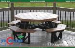 Sàn gỗ ngoài trời thi công sân vườn tiểu cảnh đẹp