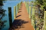 Ứng dụng sàn gỗ ngoài trời trong thi công cầu cảng
