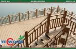So sánh độ bền giữa sàn gỗ ngoài trời và gỗ tự nhiên