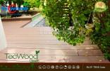 Có nên lót sân vườn bằng sàn nhựa giả gỗ ngoài trời không