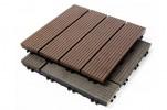 Ván sàn gỗ vỉ nhựa ngoài trời Tp HCM