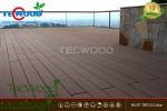 1 số sản phẩm gỗ nhựa và sàn gỗ của TecWood