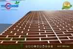 [Hình ảnh công trình] Dự án trang trí tòa nhà Viettel Complex