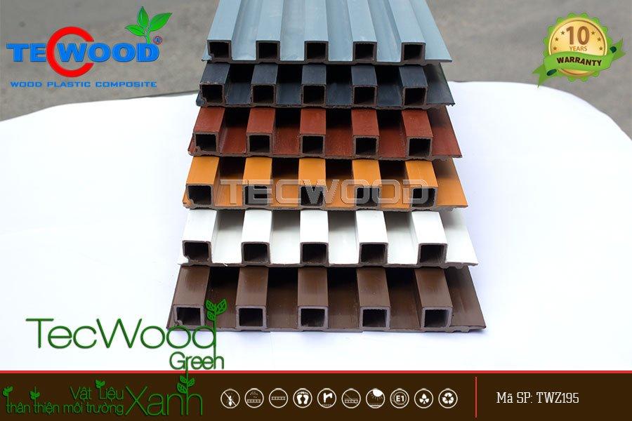 Trần Nan Gỗ Nhựa | Vật Liệu WPC Ốp Trần Trong Nhà, Ngoài Trời