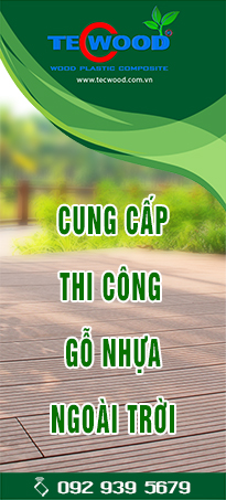 cung cấp gỗ nhựa ngoài trời