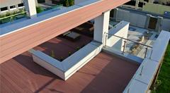 bn ảnh công trình sàn gỗ ngoài trời