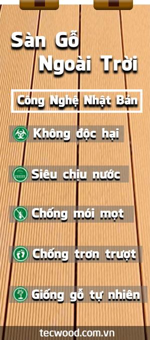 bn ưu điểm sàn gỗ nhựa tecwood