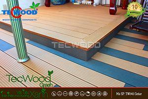 gỗ lót sàn ban công