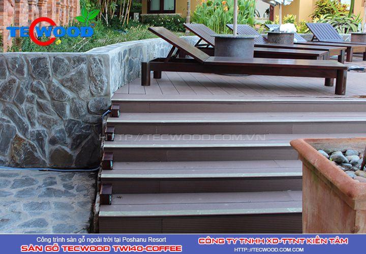 Điều kiện bảo hành sàn gỗ ngoài trời