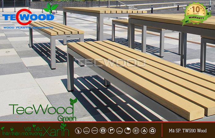 thanh lam go ngoai troi TWS90-Wood