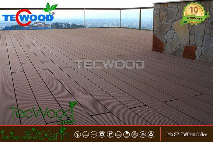 sàn gỗ sân thượng 3