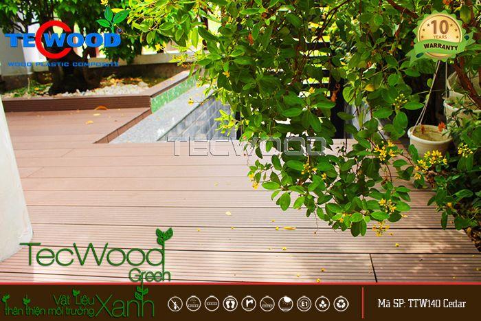 sàn gỗ sân vườn 2