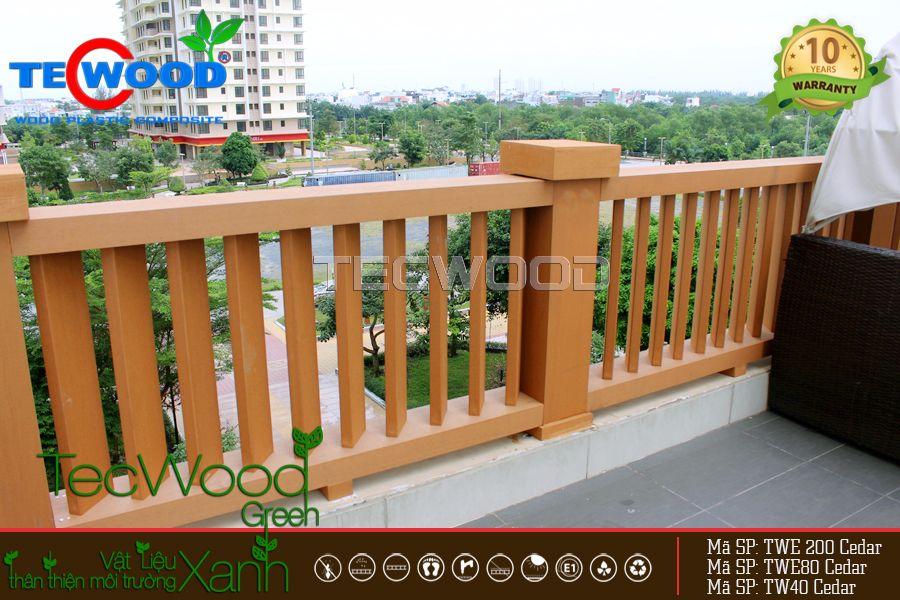 dự án gỗ nhựa tại chung cư đức khải Q7