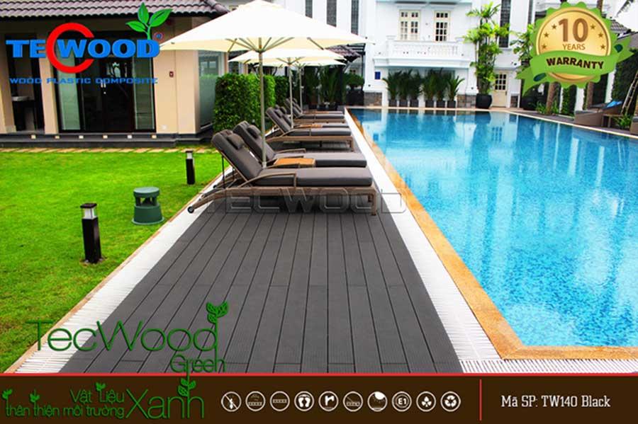 sàn gỗ nhựa tecwood