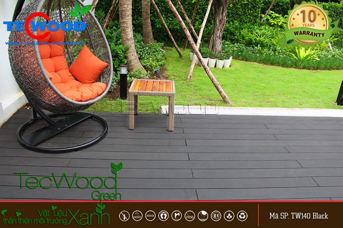 sàn gỗ tecwood TW140