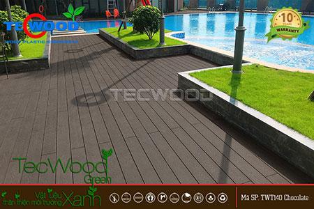 lót sàn gỗ nhựa ngoài trời eco green sài gòn